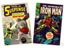 TALES OF SUSPENSE #40-100 + IRON MAN #1-20 - VF/NM