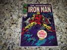 Iron Man 1 Poss CGC 9.4 over 100 comics FF Spiderman NR