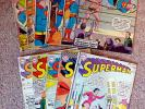 Superman lot 11 issues: 149, 150, 152, 153, 155, 157, 159, 161, 162, 163, & 194