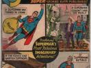 Lot of 16 Silver Age Superman Comics: 162, 171, 172, 176, 192, 193, 194, 197