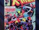 Marvel Comics Uncanny X-Men 133 Wolverine vs Hellfire Club VG/FN