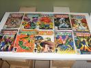 Lot of 10 Power Man and Iron Fist  # 100 101 102 103 104 105 106 107 108 109 RUN