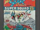 ALL STAR COMICS 58 F SUPER SQUAD 1st POWER GIRL CONWAY WALLY WOOD ESTRADA