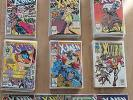 UNCANNY X-MEN LOT ISSUE 110 AND UP/ 91 ISSUES / INCLUDES 141 DAYS OF FUTURE PAST