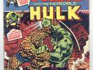MarvelFeature Vol 1 #11 VG (4.0) Origin Fantastic Four - Thing vs Hulk - Starlin