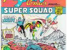DC Comics All Star Comics #58 Feb. 1976 Justice Society of America