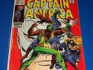 Captain America #118 Silver Age 2nd Falcon Key  Wow