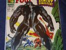 Fantastic Four #64 MARVEL 1967 VF/NM 9.0 or higher  First App. Kree  Key Issue