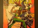 CAPTAIN AMERICA # 118 // 2nd App. FALCON // FN/VF