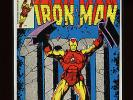 IRON MAN #100 (Marvel, 1977) VF/NM 9.0 vol.1 100th Issue AVENGERS