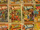 L K lot (14) vintage Uncanny X-Men combined shipping key issues 110 111