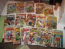 Avengers related 18 piece lot 121-326 125 128 195 Hulk 123 Iron Man 100 + more