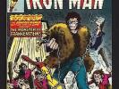 IRON MAN #101  VERY FINE NEAR MINT 8.5/9.0  FRANKENSTEIN MONSTER