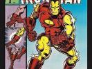 IRON MAN #126  NEAR MINT 9.4   AWESOME COVER