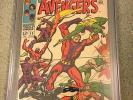 The Avengers #55 (Aug 1968, Marvel) CGC 9.0 First Appearance Ultron Avengers 2