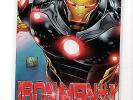 Iron Man #1 Quesada 1:100 Color Variant Cover NM