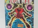 INVINCIBLE IRON MAN #122 IN THE BEGINNING 1979 VF/NM Comic Book  Alcohol Issue