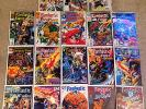 Fantastic Four (1995-1996) Unlimited # 1-12 complete series, more, all NM