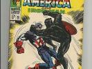 Tales of Suspense #98 (Feb 1968, Marvel) - Iron Man Captain America Silver
