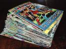 40 diff IRON MAN Comics #52 -  #137  Marvel 1972 High Grade, Pence Variants WOW