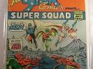 Super Squad all star comics #58 Feb 1975