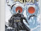 Batman Annual #1 Night of the Owls The New 52 Mr. Freeze Appearance