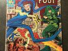Fantastic Four #65 - First app. of Ronan the Accuser - 5.0 VG/Fine or better