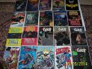 20 MIXED Graphic Novels BATMAN ELSE WORLD, BATMAN VS PREDATOR, BATMAN THE CULT