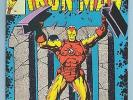 IRON MAN # 100 VFN (7.5/8.0) HIGH GRADE- STARLIN COVER- BRIGHT & GLOSSY - CENTS