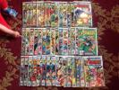 Avengers Marvel Comics Lot 45 TOTAL mostly 126-163 104 196 Hulk Iron Man Thor