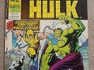 Mighty World of Marvel No.198 UK print of Incredible Hulk No.181 - 1st Wolverine