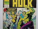 Mighty World of Marvel No.198 UK print of Incredible Hulk - 1st Wolverine