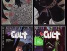 BATMAN: THE CULT #1, 2, 3, 4 (DC, 1988) 1ST PRINT NEVER READ GREAT BOOKS NM-