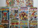 Iron Man Lot – 92, 93, 94, 95, 96, 98, 100, 101, 102, Annuals 3, 4; 11 issues
