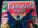 Fantastic four 46 - Black Bolt full first app - 2.0 condition
