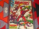 AVENGERS #55 FIRST APPEARANCE OF ULTRON MARVEL CGC GRADED 9.0 VF/NM 1968