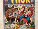 THE MIGHTY THOR Lot/5 #198 #199 #200 #201 #202 1972 Vintage Marvel Comics