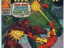 The Invincible Iron Man  # 22          Marvel          NM- / 9.2   =   $56.00