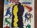 Marvel; Fantastic Four; #67; Oct.'67; first brief app. Him (becomes Warlock) VG
