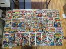 HUGE 120 ISSUE BRONZE IRON MAN COMIC RUN 63 - 234 ANNUALS 5- 8 MARVEL BRONZE