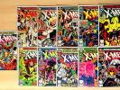 Uncanny X-Men 129 130 131 132 133 134 135 136 137 138 139 DARK PHOENIX SET VF NM
