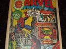 THE MIGHTY WORLD OF MARVEL Comic - No 3 - Date 21/10/1972 - Marvel Comics
