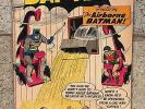 BATMAN Vol 1 #120 Dec 1958 CURT SWAN COVER DC Comics NO RESERVE