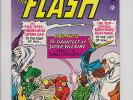 The Flash 138, 140, 155 VF/VG 1st Gauntlet of Super Villains