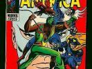 Captain America #118 FN+ 6.5    Marvel Comics