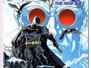 BATMAN ANNUAL #1 DC New 52 Night of the Owls Snyder & Fabok 2012 Mr Freeze