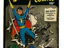 Master Comics #57 HIGH GRADE VF 8.0 Captain Marvel Jr Fawcett Golden Age