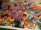 Huge DC Comics BATMAN AND THE OUTSIDERS / OUTSIDERS Lot of 80+ issues