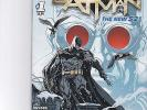 BATMAN ANNUAL #1 (NIGHT OF THE OWLS) DC NEW 52 NM 1st Print
