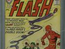 The Flash #138 - August, 1963 - CGC 6.0 (First Appearance Dexter Miles)